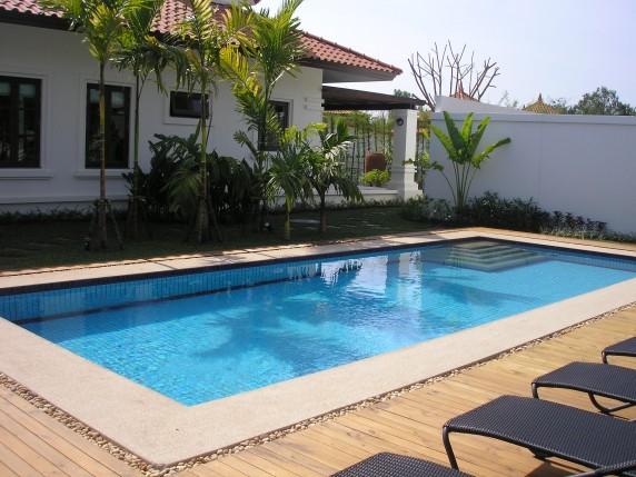 Zwembad Luxe Villa Thailand Luxe Villa Thailand